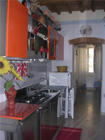 Two-room apartment in Elba island
