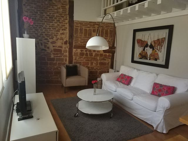 Wonderful Penthouse in Plaza Mayor
