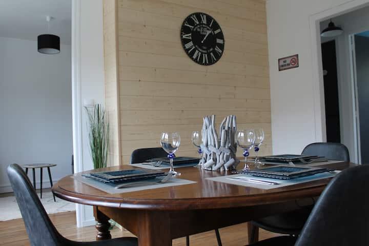 Appartement cosy Dieppe