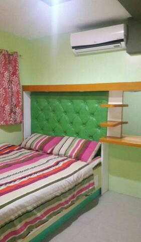 2 bedrooms condominuim