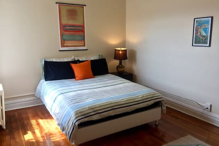 Great space close to NYC & EWR - Jersey City - Lakás