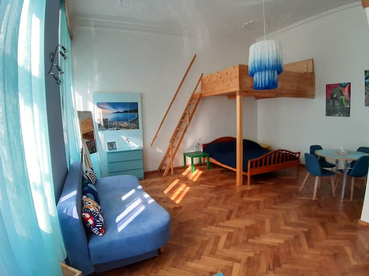 Apartment in Vienna City Centre