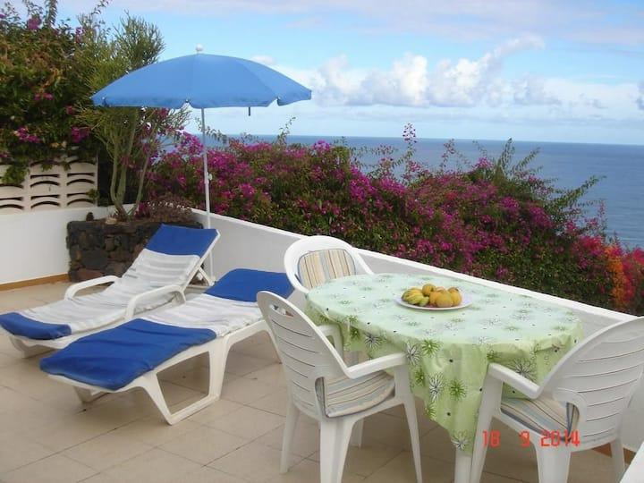 Apartment 1 (sea view) - Finca el Rincon