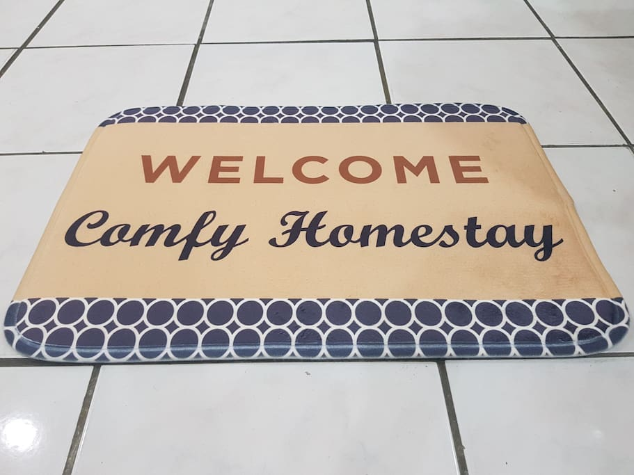 Welcome to Comfy Homestay
