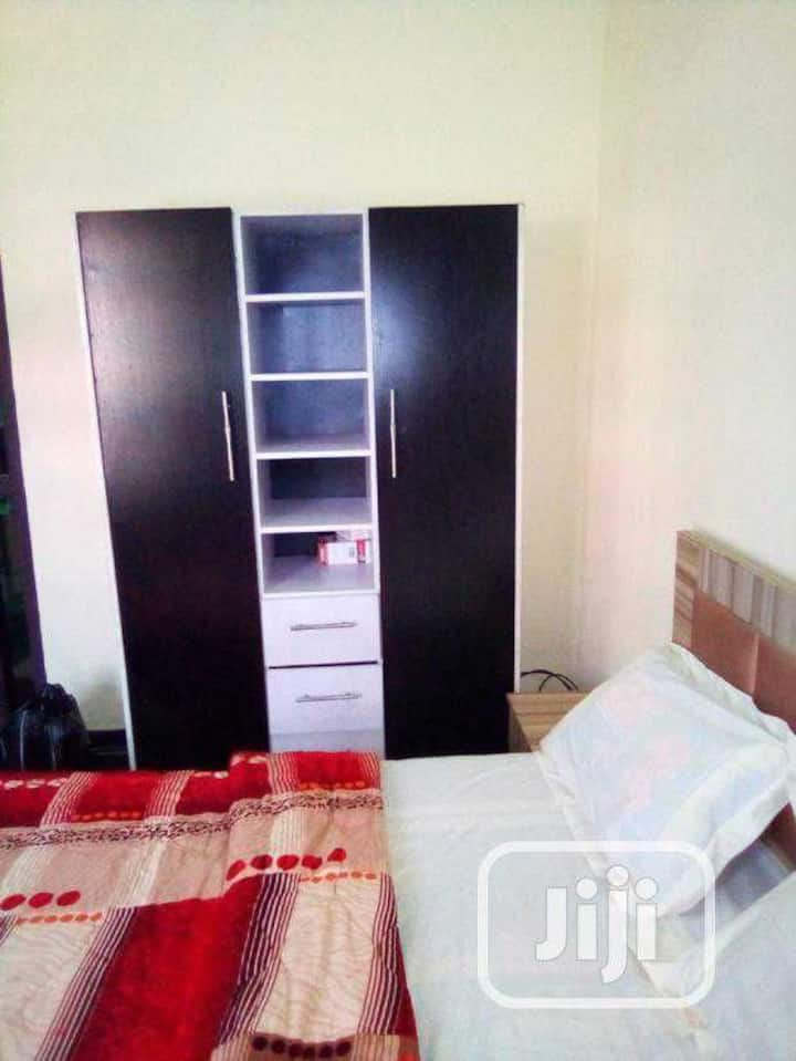 Studio4 in Lekki with free unlimited wifi and dstv