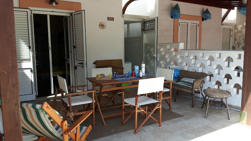 Studio apartment in central location and close to the beach
