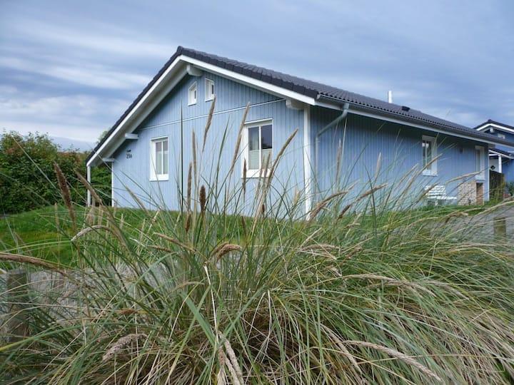 Kleinod an der Ostsee    Komfortholzhaus mit Sauna