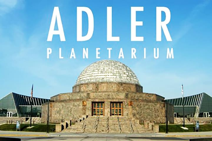 Gaze under the stars at the Planetarium on the Museum Walk
