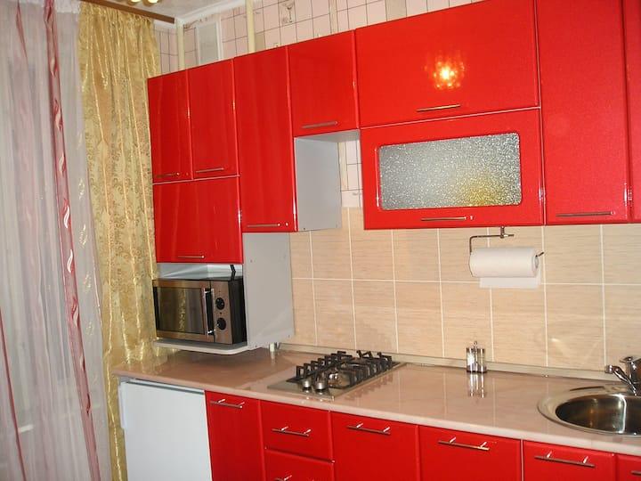 Квартира на Московском
