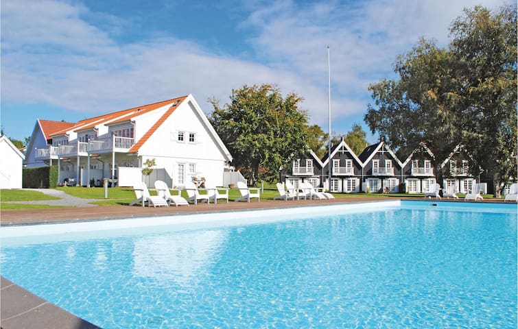 Holiday apartment with 2 bedrooms on 106m² in Nykøbing Sj