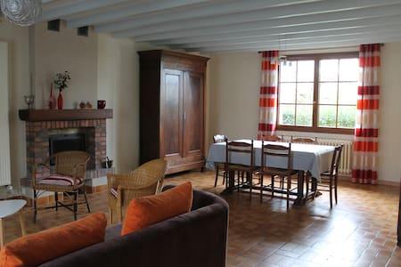 Logement de caractère 115 m²  dans ferme rénovée
