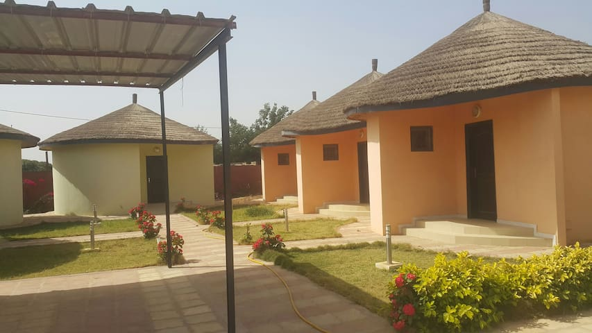 VISA SANTE (16km from DSS International Airport