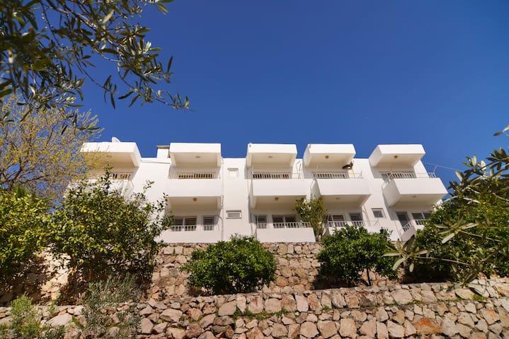 Ihre Ferienwohnung in Patara/Türkei - Kaş - Appartement