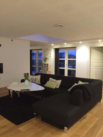 Lækkert nybygget hus på 212 m2 - Sønderborg - Haus