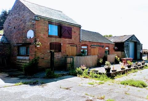 The Old Dairy Farm Pump Room Shrewsbury Shropshire
