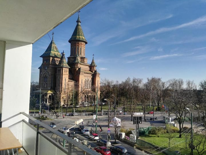 Pleasant place in Timisoara Downtown.