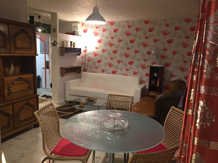 Agreable appartement 3 chb de 78m²