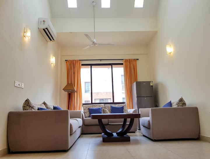 Duplex Apartment |Vedic village|Greentech Kolkata