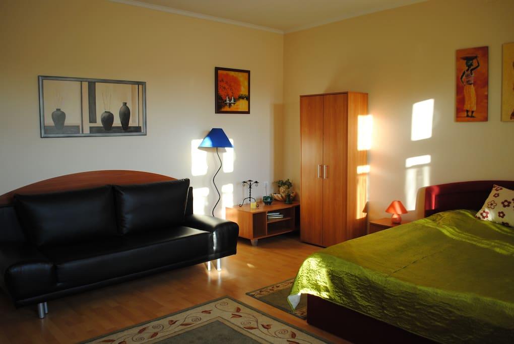 Apartman I szoba