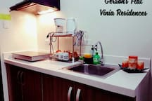 Kitchen where you able to cook a delicious meal for your loved one