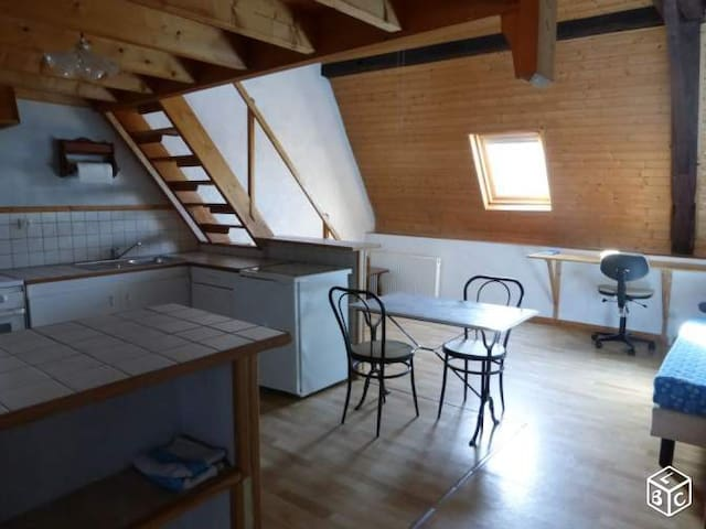 Studio 30 m², centre ville proche des plages - Luçon - Apartment