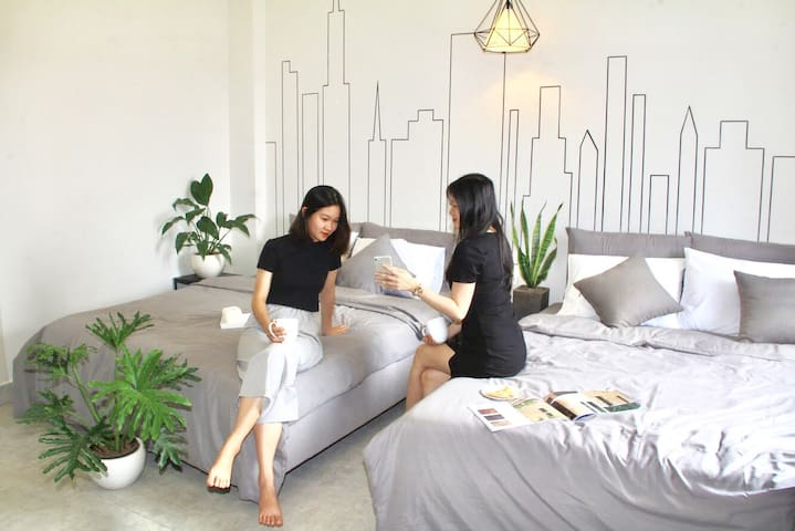 MIDMOST Boutique BR5 - 5min walk to Ninh Kieu Quay