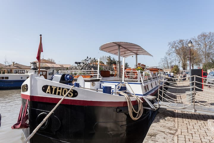 Luxury Péniche Hotel, Canal du Midi - Argeliers - Boat