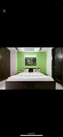 Lavish and luxurious stay