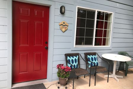 The Red Door Guest House