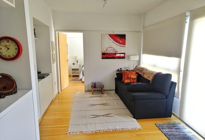 Moderno y luminoso departamento en Caballito