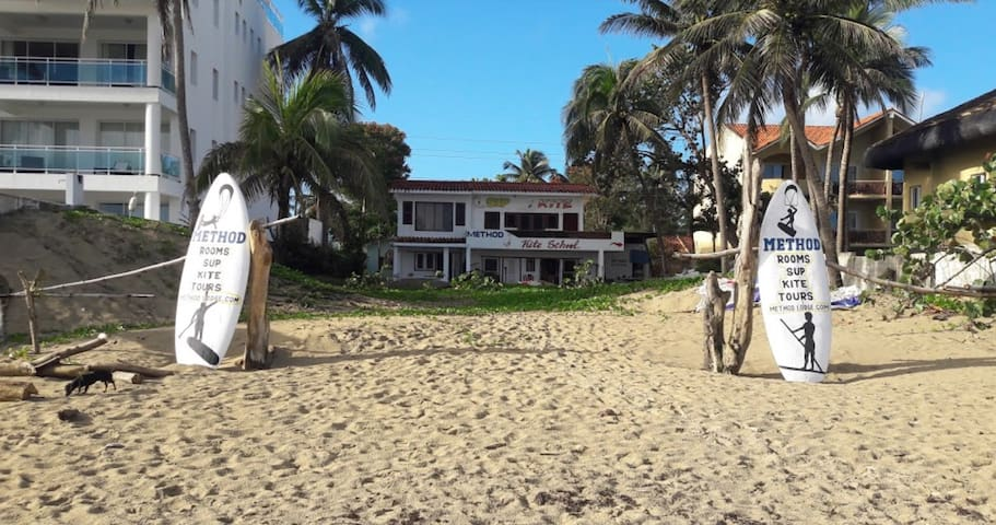 Method Beach House, Kite Beach Cabarete