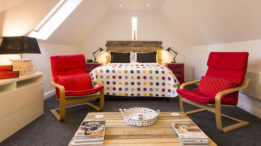 The Steppes B&B Up Stairs - Hereford - Bed & Breakfast