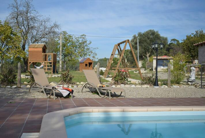 Costabravapartment Cal Guillot with private pool