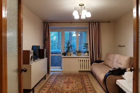 Comfortable apartment/Wi-Fi/City Center