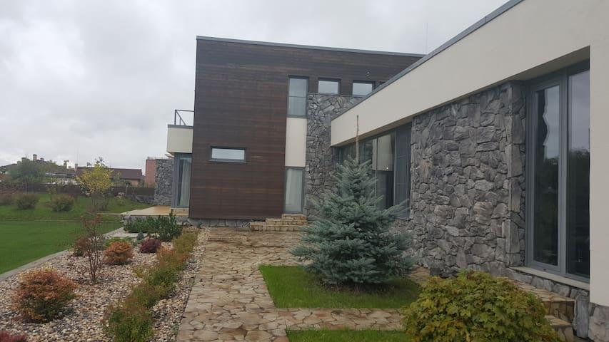 Частный дом - Ababurovo - Apartment
