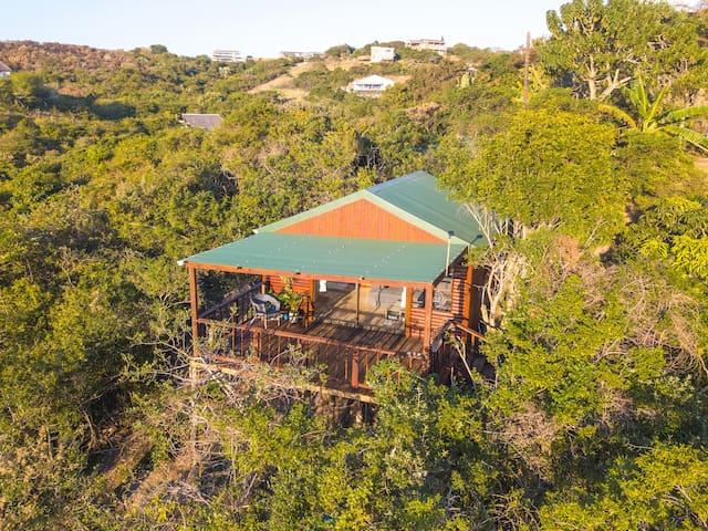 The Cabin — Morgan Bay