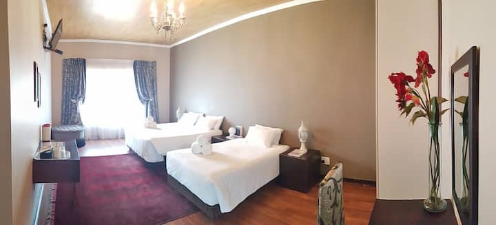 Silver Fig Guesthouse B&B Pretoria East. Tranquil.