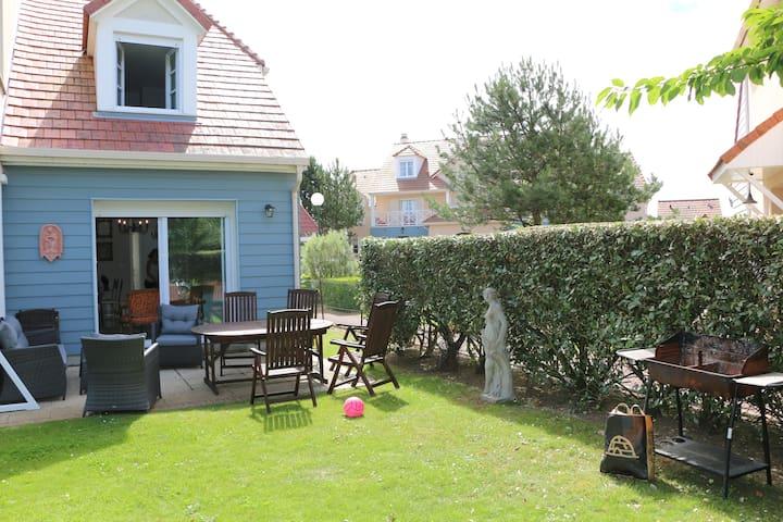 Beau duplex dans propriété privée - Le Touquet-Paris-Plage - Lakás