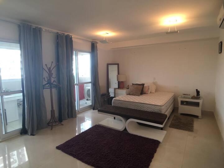 Apartamento Studio NOW em Santo Amaro