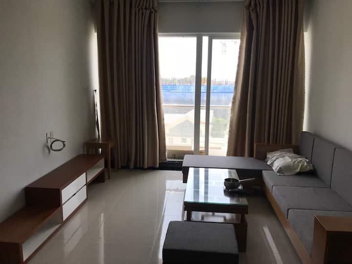 Vung Tau Apartment near the sea 800m/ 76m2