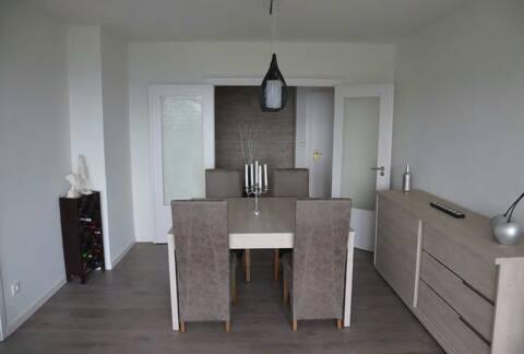 Splendide appartement sur Liège + Parking privatif