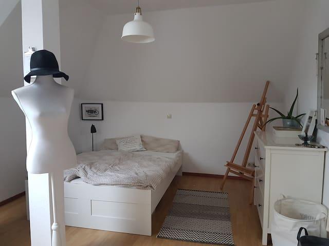Gemütlich wohnen in Stuttgart West - Stuttgart - Wohnung