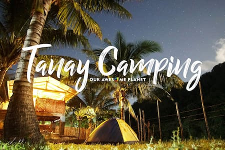 Private Camping in Tanay CAMP A+N (35 pax or more)
