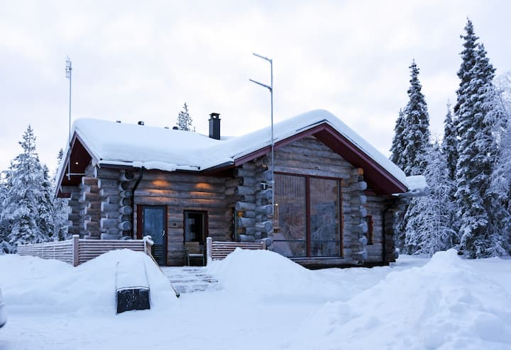 Kojamopirtit Lappi Finland