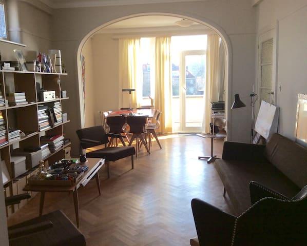 Lumineux penthouse à Uccle - Uccle - Lägenhet