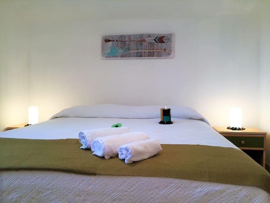 Camera da letto matrimoniale EDEN 1