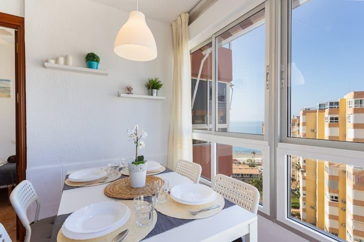 Apartamento Torrox Playa Solset