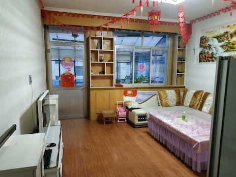 简约独立二层住宅公寓