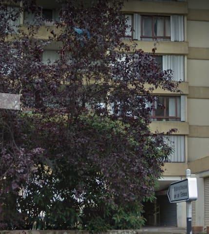 Appartement avec box aux portes de Paris