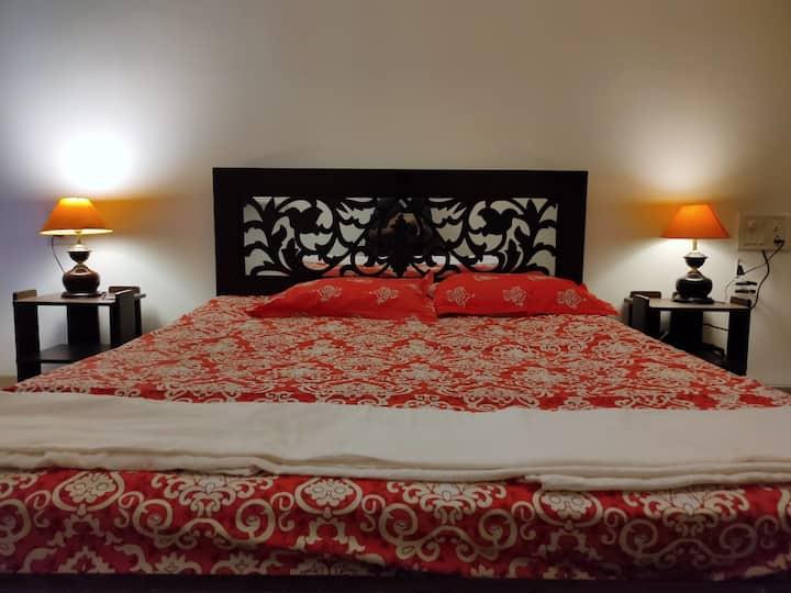 Joe's Haven: Cozy 1BHK apartment - Saligao, Goa